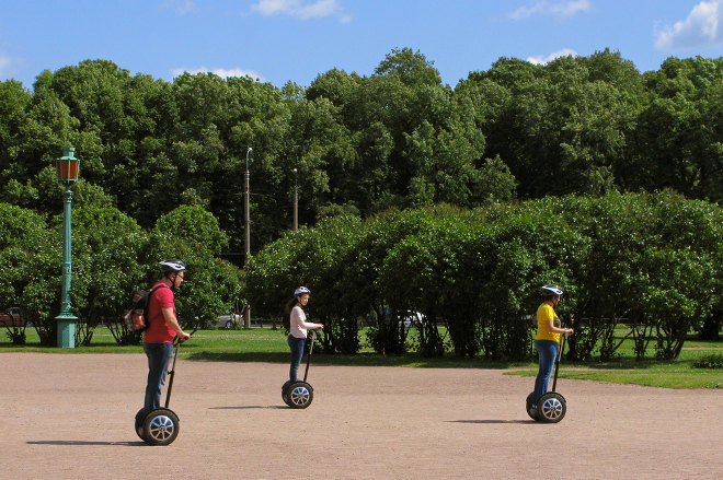 segway experience gift