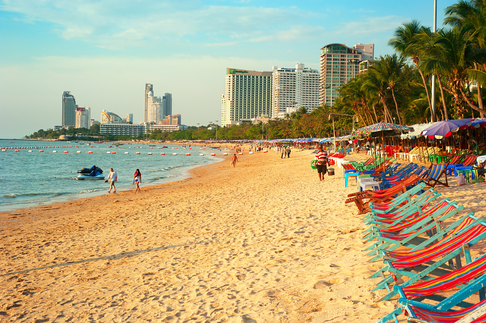Best Beaches Near Your Beachfront Condo in Pattaya